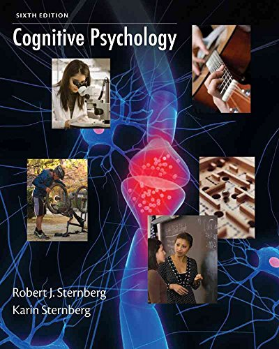 [Cognitive Psychology] (By: Robert Sternberg) [published: February, 2011]