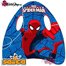 ES TABLA DE NATACION PARA PLAYA O PISCINA DE SPIDERMAN
