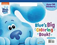 Blue's Big Coloring Book (Blue's Clue
