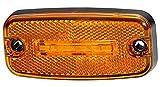 HELLA 2PS 345 600-041 Seitenmarkierungsleuchte, Anbau, LED, 24V