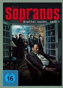 Die Sopranos - Staffel 6, Teil 1 [4 DVDs]