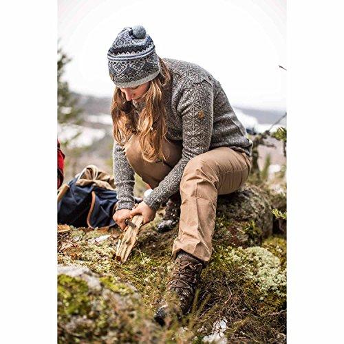 Fjällräven Karla Trousers Hydratic Women - Wasserdichte Hose Wild Ginger (332)