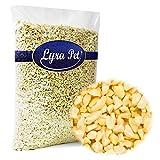 Lyra Pet 15 kg Erdnusskerne Weiss blanchiert gehackt Erdnüsse Nüsse Vogelfutter