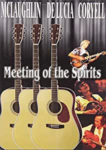 Meeting of the Spirits Featuring Larry Coryell, Paco De Lucia and John Mclaughlin, [Import USA Zone 1]
