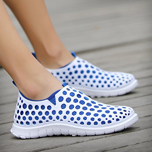 Sentao Unisex Leisure Anti Rutsch Strand Schuhe Atmungsaktiv Sandalen Pull-On Wasser Schuhe Stil 3