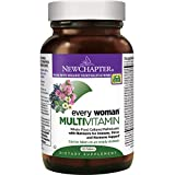 Best Organic Multi Vitamins - New Chapter Every Woman Multivitamin, 120 Tablets Review