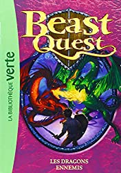 Beast Quest, Tome 8 : Les dragons ennemis