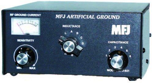 MFJ Enterprises Original MFJ-931 1,8-30 MHz HF Künstlicher RF-Boden. -