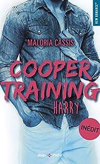 Cooper training, tome 3 : Harry par Maloria Cassis