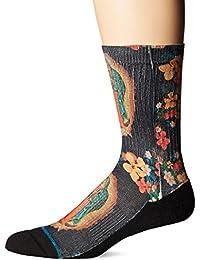 Stance Madre Santa Socks chaussettes Black