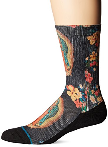 stance-madre-santa-socks-black-43-46