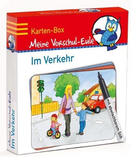 (Meine Vorschul-Eule Karten Im Verkehr von Sebastian Coenen (Illustrator) (7. Juni 2011) Taschenbuch)