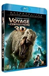 Voyage au centre de la terre - 3D [Blu-ray] [Version 3-DBlu-ray]