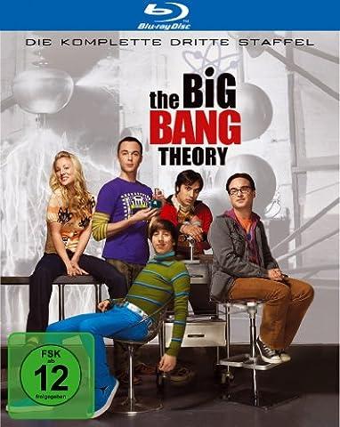 The Big Bang Theory - Die komplette dritte Staffel