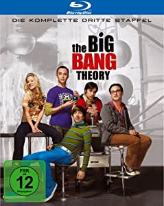 The Big Bang Theory - Die komplette dritte Staffel [Blu-ray]