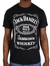 Tshirt Jack Old Brand Noir