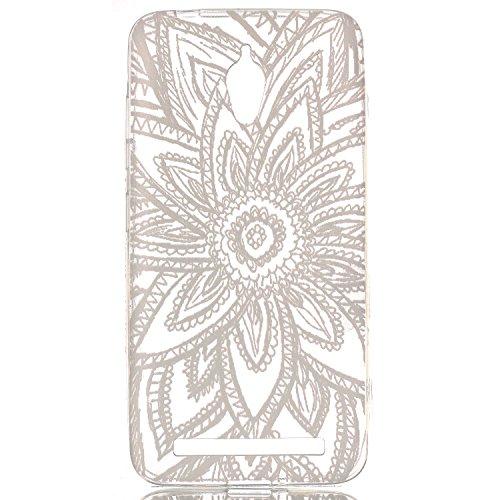 Voguecase® Pour Apple iPhone 6/6S 4.7, Noctilucent TPU Silicone Shell Housse Coque Étui Case Cover (Stripe/ancre)+ Gratuit stylet l'écran aléatoire universelle Fleur dentelle 03