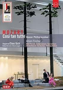 Mozart, Wolfgang Amadeus - Cosi fan tutte [2 DVDs]