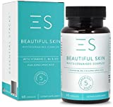 Essential Stacks 350 mg Plant-Based Phytoceramides for Anti Aging - 60 Count