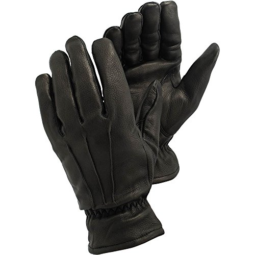 Ejendals Schnittschutzhandschuh Tegera 950, Größe 9, 1 Stück, schwarz, 950-9 (Gummizug Hirschleder)