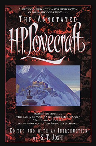 The Annotated H.P. Lovecraft by H.P. Lovecraft (1997-07-07)