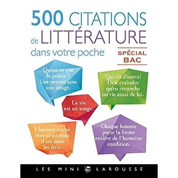 500 citations de français dans votre poche