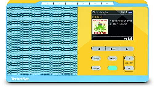 TechniSat Digitradio Kira 1 tragbares DAB Radio