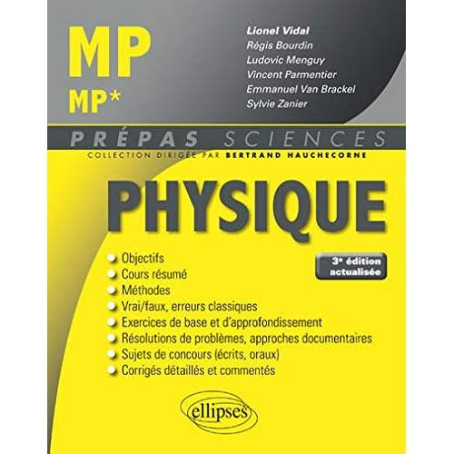 Physique MP/MP* - 3e édition actualisée