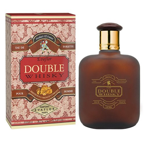 Evaflor Double Whisky Gold Lable EDT, 100ml