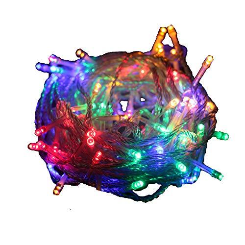 Kleine Stern Farbe Licht Blitz Lampe Raum Dekoration Glühbirne Schlafzimmer Voller Stern String Lampe Schlafsaal Hängende Lichter Led Farbe 100m 600 licht