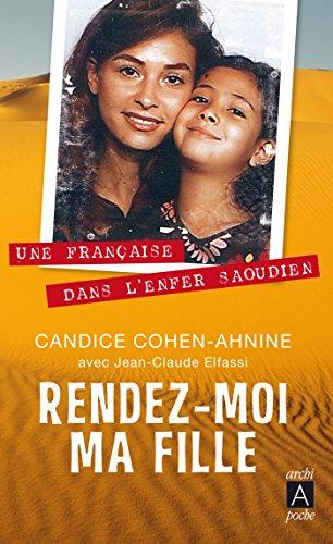 Rendez-moi ma fille par Candice Cohen-Ahnine