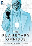 Front cover for the book The Planetary Omnibus by Warren Ellis