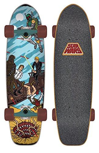 Santa Cruz Skateboard Deck Star Wars Sarlacc Pit 8,5 x 31
