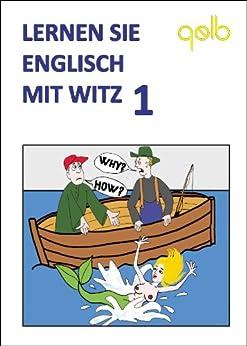 Lernen Sie Englisch mit Witz 1 (English Edition) von [Lüder, Jan]