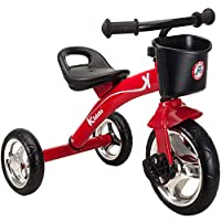 Kiddo 3 Wheeler Smart Design Kids Child Children Trike Tricycle Ride-On Bike 2-5 Years - New