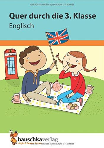 asse, Englisch - Übungsblock (Lernspaß Übungsblöcke, Band 673) (Einfach Die Farbe Durch Zahl)
