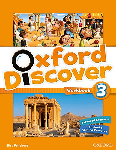 Oxford Discover 3: Activity Book
