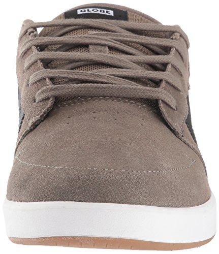 Globe Sneaker Octave grau/weiss (walnut/white) Walnut/White