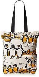 Kanvas Katha Fashion Women's Tote Bag (KKCAMZSS16003 )