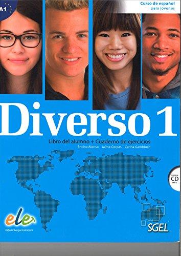 Diverso. Libro del alumno-Ejercicios. Con espansione online. Con CD Audio. Per le Scuole superiori: Diverso 1 + CD