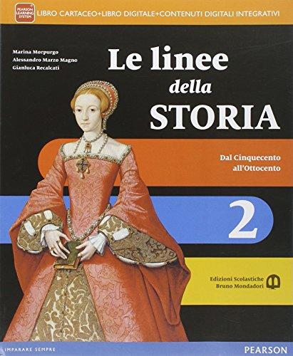 Linee della storia. Per la Scuola media. Con e-book. Con espansione online: 2