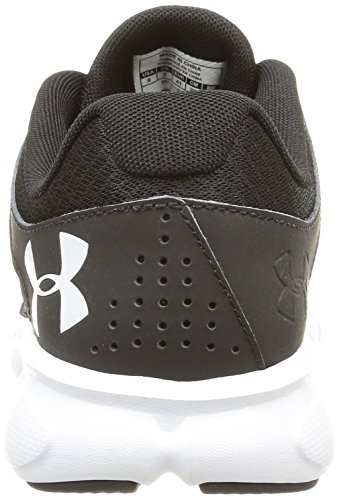 Under Armour Thrill, Chaussures de running homme Noir (Black)