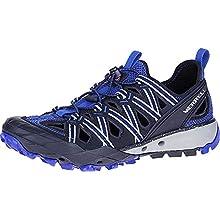 Merrell Men's CHOPROCK Sieve Water Shoes, Blue (Navy), 10 UK 44.5 EU
