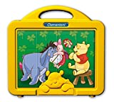 Clementoni 41337 - Puzzle Cubi Winnie the Pooh, 12 Pezzi