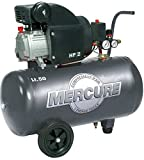Mecafer - Compresseur 50 l Mercure / 2 HP
