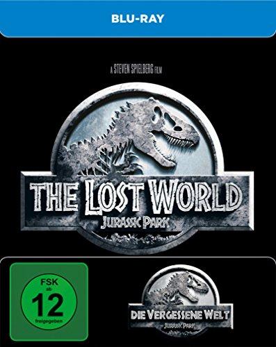 Die vergessene Welt - Jurassic Park - Limited Steelbook Edition [Blu-ray] [Limited Edition]