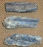 Cianite Cristallo Blu Grezzo Naturale Lama 40 - 50 mm