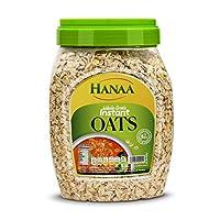 HANAA Whole Grain Instant Oats 1 Kg - Pack Of 1