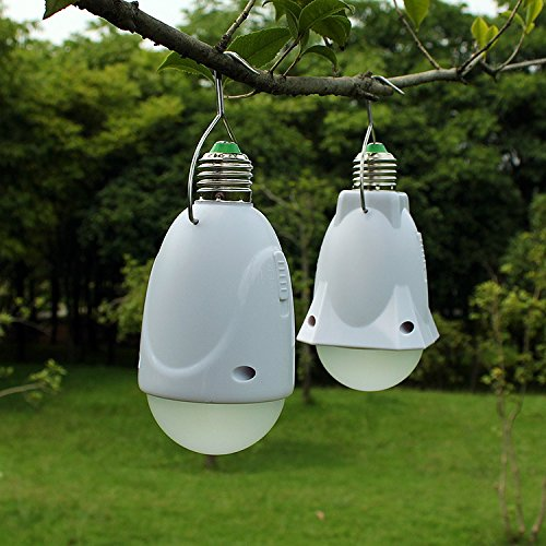 XMY Camping Hiking Tent Emergency LED Solar Power 1w Lantern Hanging Lamp Light NEW (Power Lantern Solar)