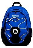 Kempa Rucksack mit Ballnetz blau mit Ballnetz